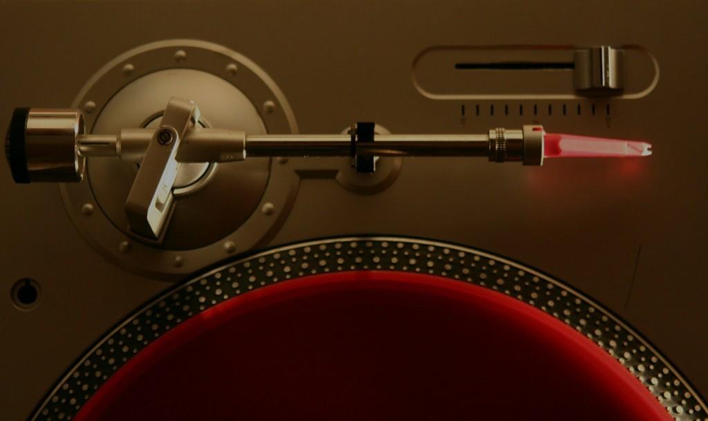 DJ Düsseldorf Plattenspieler